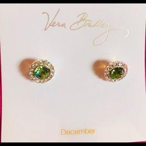 Vera Bradley December Stud Earrings